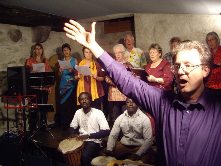 Chor sucht Männerstimmen Musik