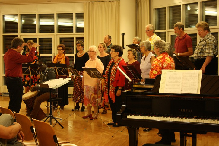Chor sucht Männerstimmen Musik 2