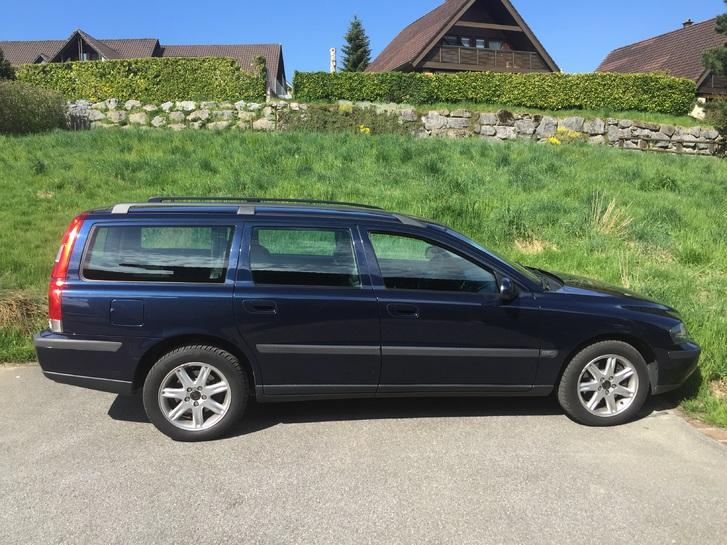 Volvo v70 Fahrzeuge