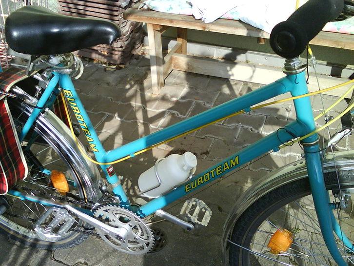 "Mountainbike ""Euroteam"" Fahrzeuge 2"