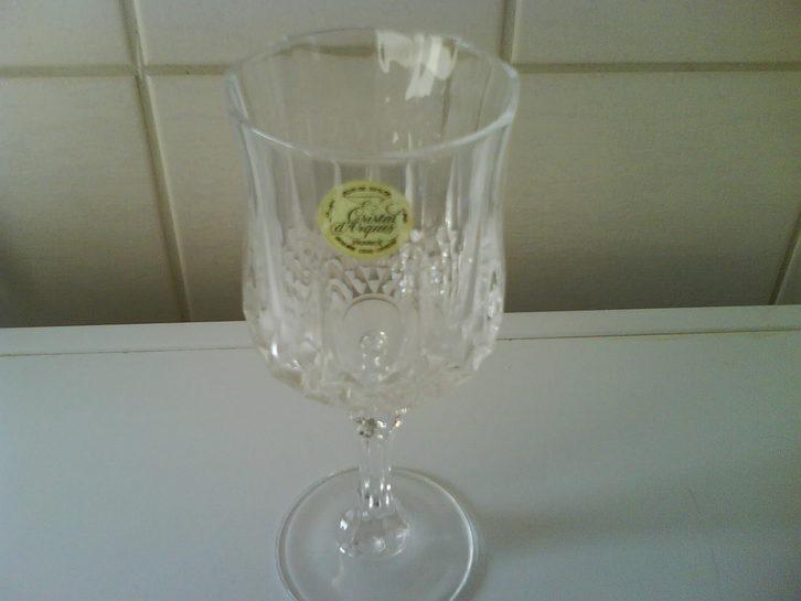 """Kristall  Gläser """"Cristal d Arques"""" Sammeln"""
