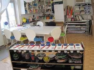 Freies Malen und kreatives Gestalten in Zürich Stellen & Kurse 3