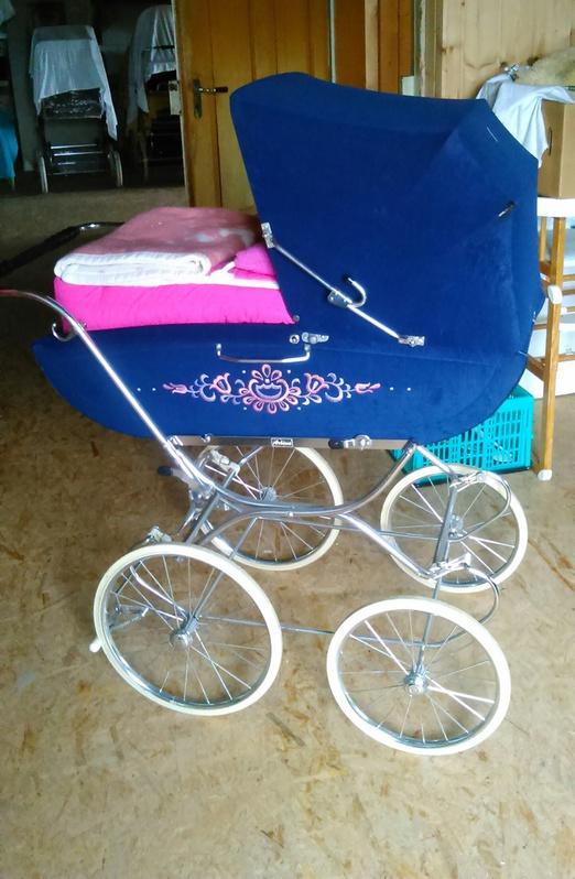 Nostagie Kinderwägen Baby & Kind 2