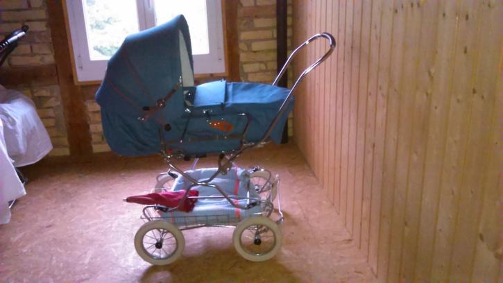 Nostagie Kinderwägen Baby & Kind 4