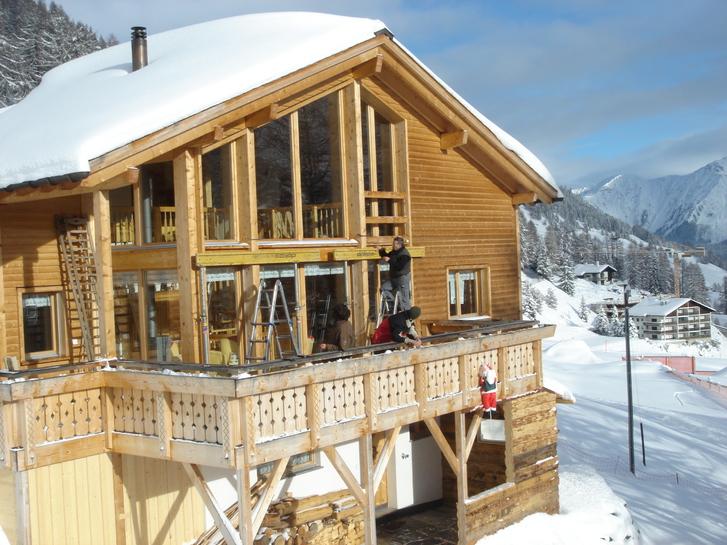 Davos: Lux.Ferienhaus 7Pers. Immobilien