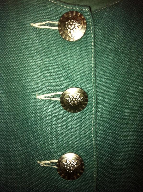Trachtenkleid Gr.38 Kleidung & Accessoires 3