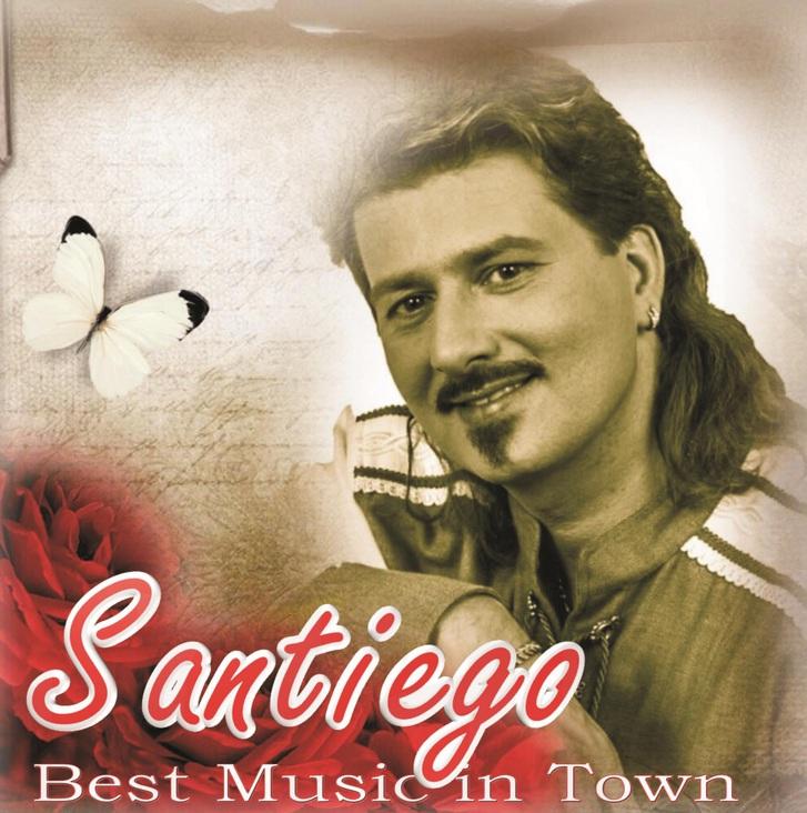 Alleinunterhalter Santiego Hochzeitsmusik Musik