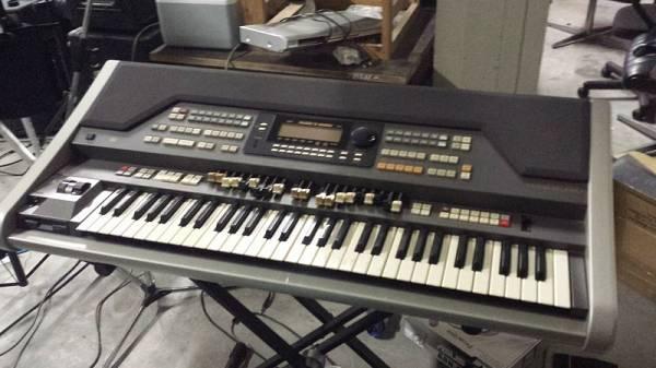 Original Hammond-Orgel Digital Musik