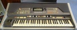 Original Hammond-Orgel Digital Musik 2