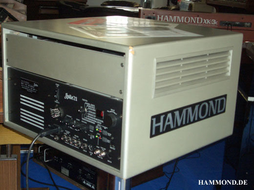 Original Hammond-Orgel Digital Musik 3