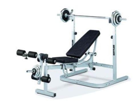 Kettler Hantelbank 07707-500 Sport & Outdoor