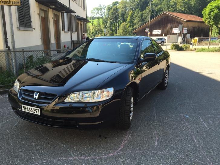 HONDA Accord Coupé V6 3.0i VTEC FRISCH AB MFK Fahrzeuge