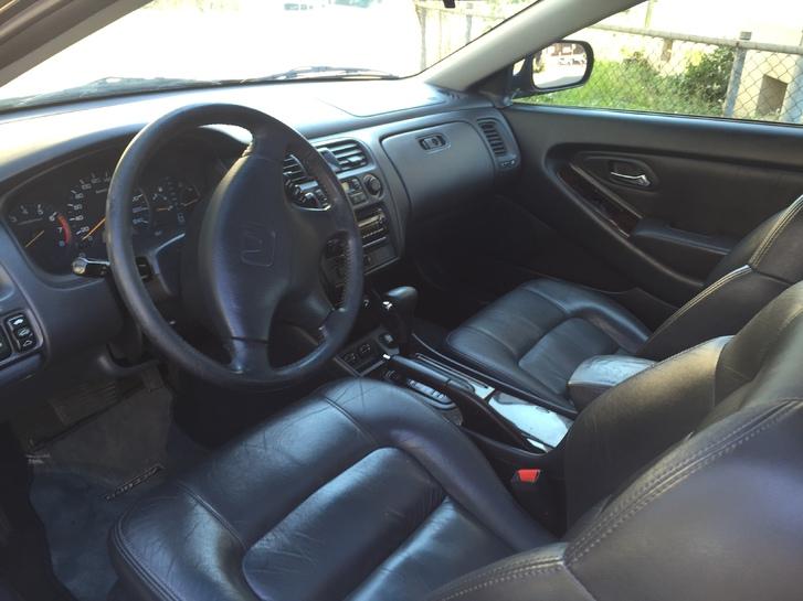 HONDA Accord Coupé V6 3.0i VTEC FRISCH AB MFK Fahrzeuge 4