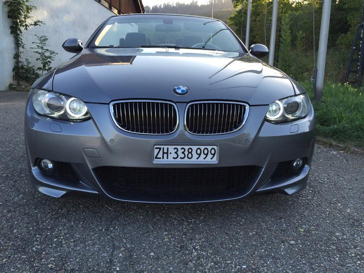 BMW 335 Cabrio (Dähler Edition) Fahrzeuge 2