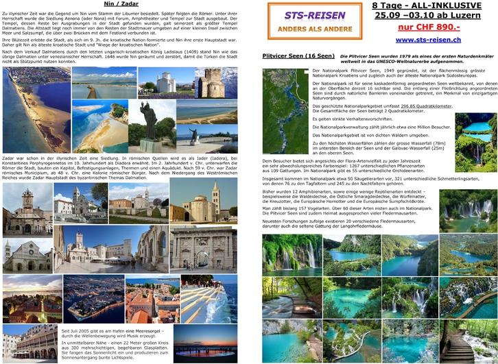 Pyramiden-Entdeckungsreise & Erholung an der Adria / All Inklusive / 8 Tage Sonstige 2