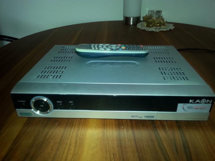 Set Top Box Full HD Foto & Video
