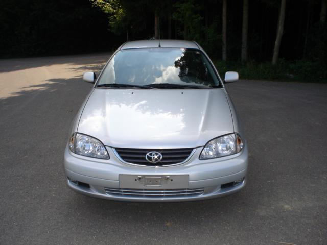 Toyota Avensis 2.0 – 4 D L.Sol- Limousine zu verkaufen Fahrzeuge
