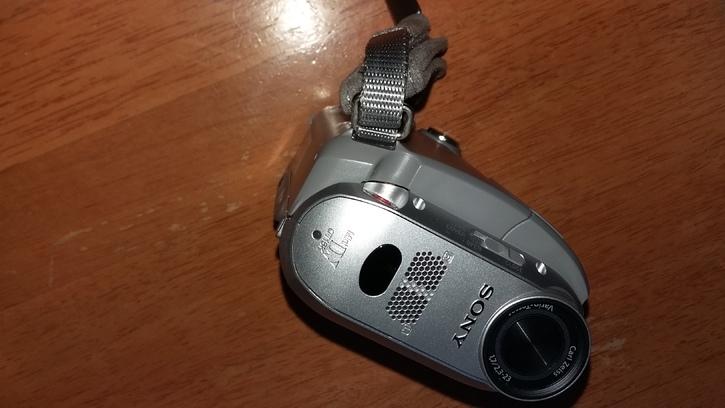 Videokamera Sony wenig gebraucht  Antiquitaeten