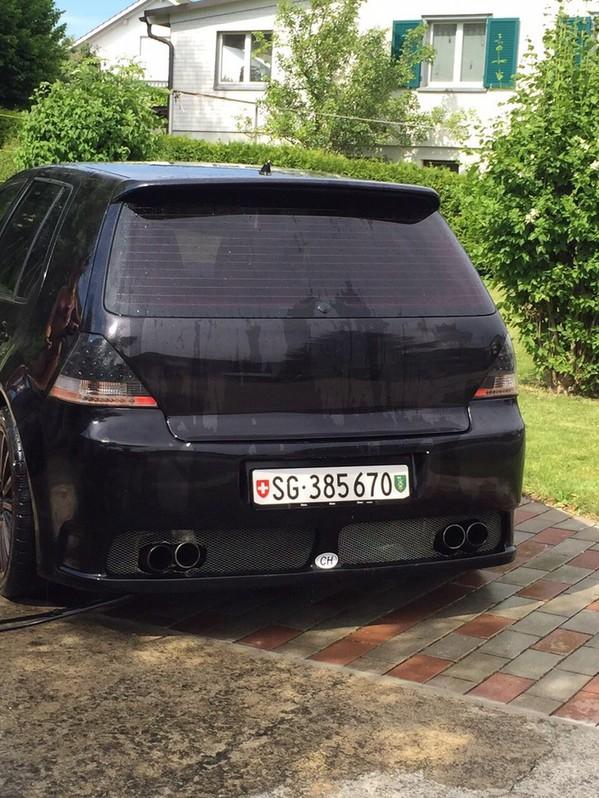 GETUNTER VW GOLF GTI 1,8T Fahrzeuge 2