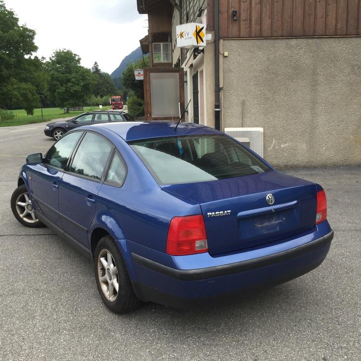 VW Passat frisch ab MFK Fahrzeuge 2