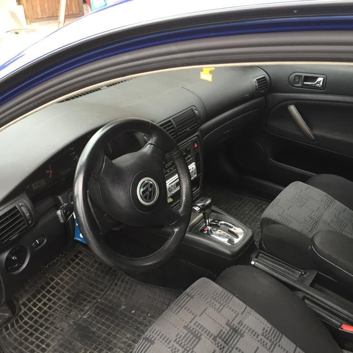 VW Passat frisch ab MFK Fahrzeuge 4