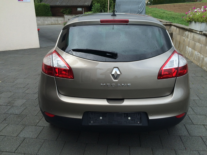 Renault Megan   1.9 dCi Fahrzeuge 2