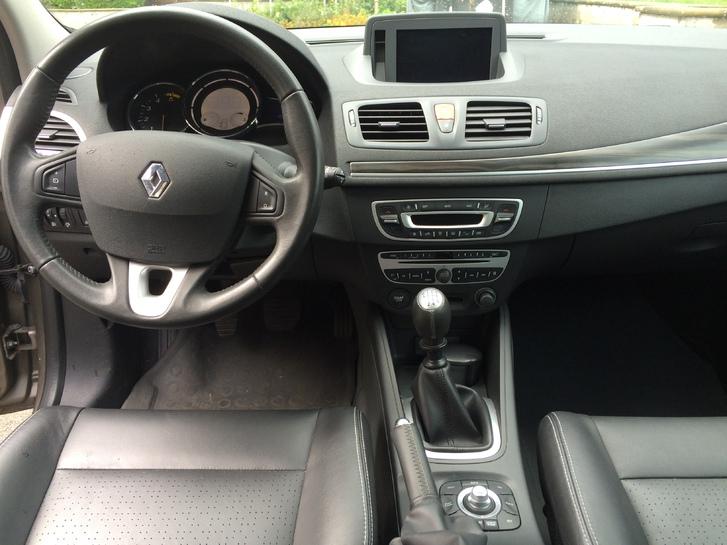 Renault Megan   1.9 dCi Fahrzeuge 4