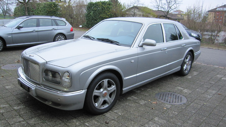 Bentley Arnage Red Label Fahrzeuge 3