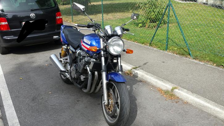 Yamaha XJR 1200 wenig Km ab MFK Fahrzeuge