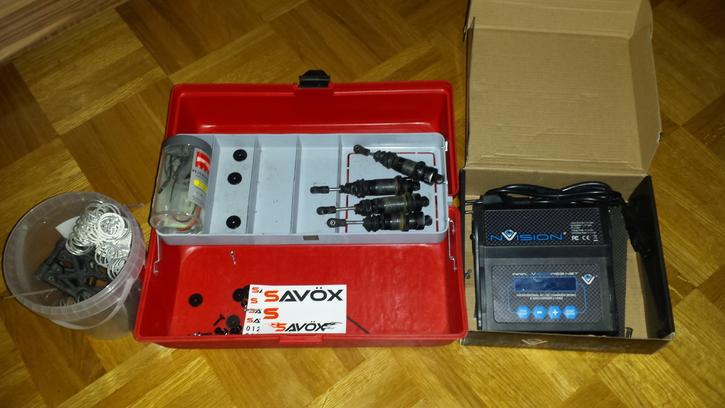Xray XB9 Rennstall  Spielzeuge & Basteln 3