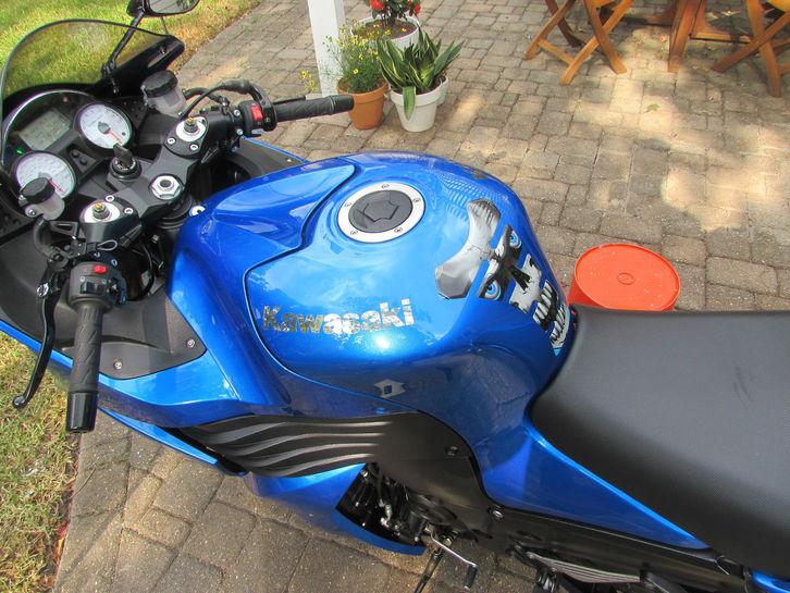 2007 Kawasaki Ninja ZX14 Fahrzeuge 2