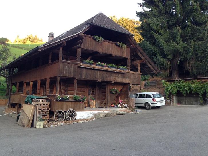 Bauernhaus zuverkaufen mit diversen Nebengebäuden Immobilien 2