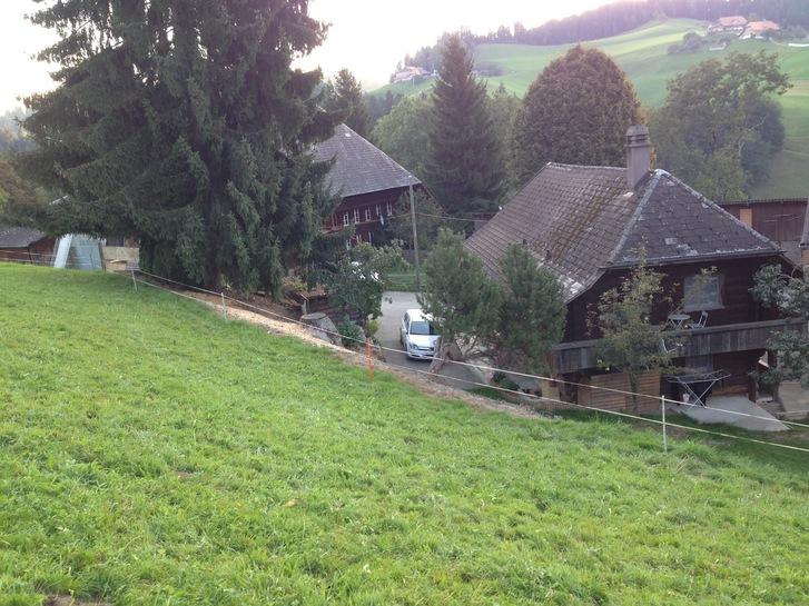 Bauernhaus zuverkaufen mit diversen Nebengebäuden Immobilien 4