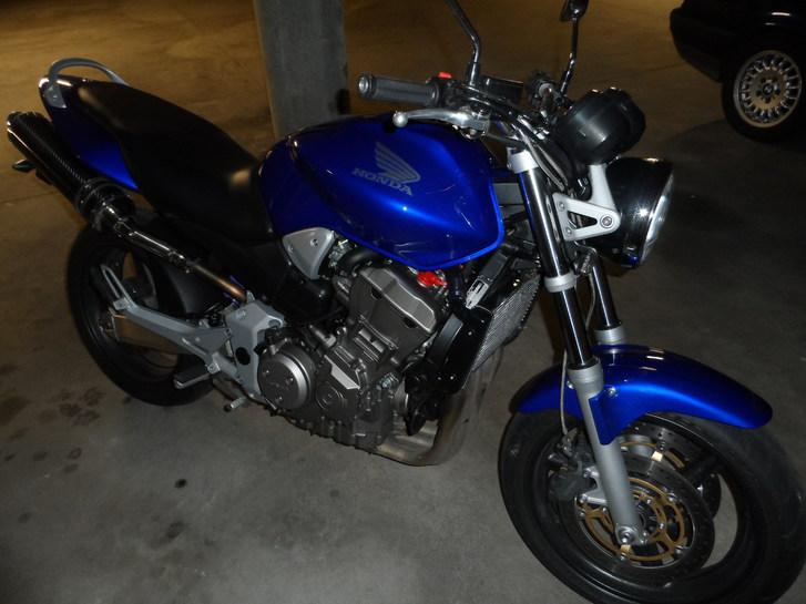 Motorrad Honda CB 900 Hornet Fahrzeuge