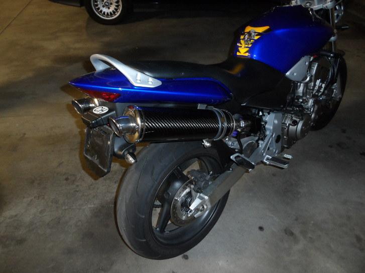 Motorrad Honda CB 900 Hornet Fahrzeuge 3