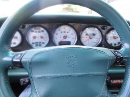 PORSCHE 993 der letzte LUFTHEULER Fahrzeuge 4