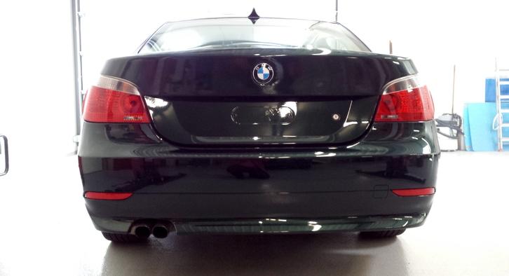 BMW 520i Fahrzeuge 2