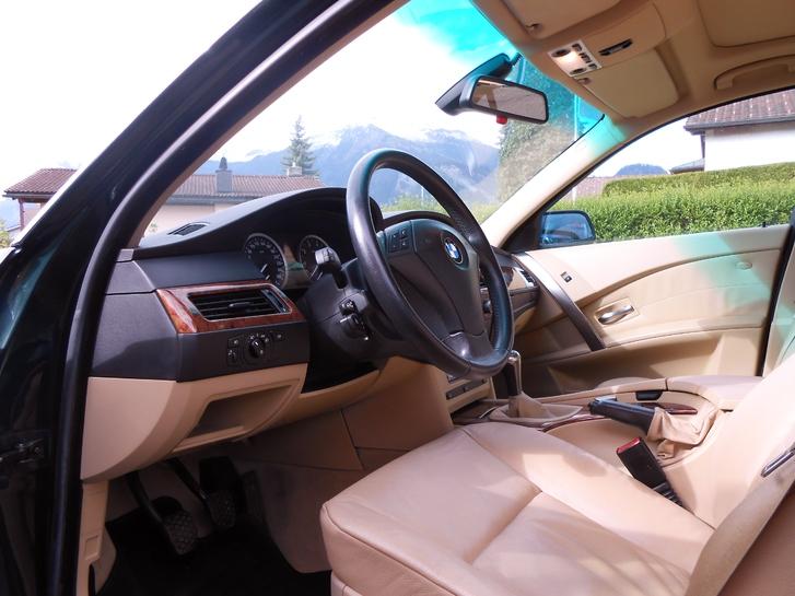 BMW 520i Fahrzeuge 3