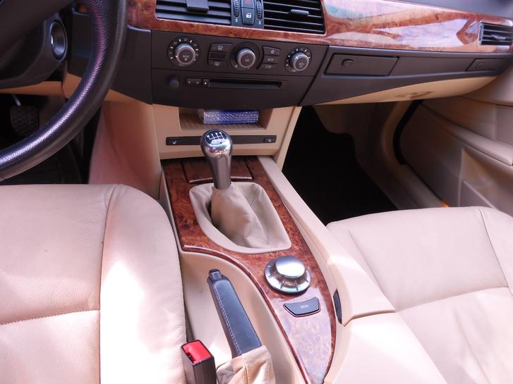 BMW 520i Fahrzeuge 4