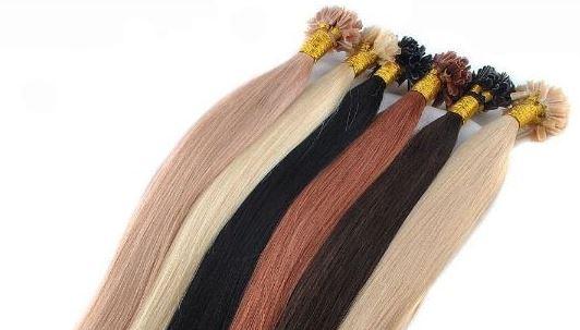 Haarverlängerung - Extensions - Keratinkleber Sonstige 2
