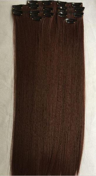 Haarverlängerung Clip in Extensions 100- 300Gramm- FULL HEAD Sonstige 2