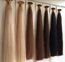 Haar-Haarverlängerung - Microring Extensions - 100% Echthaar Sonstige 2