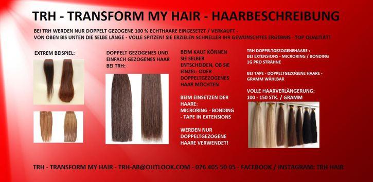 Haarverlängerung Tape in oder Extensions 100% Echthaar Antiquitaeten 4