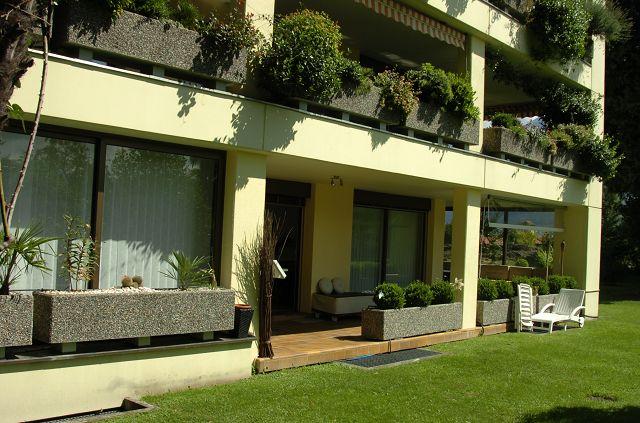 3 1/2 Garten-Wohnung in Ascona an schöner Lage Immobilien 2