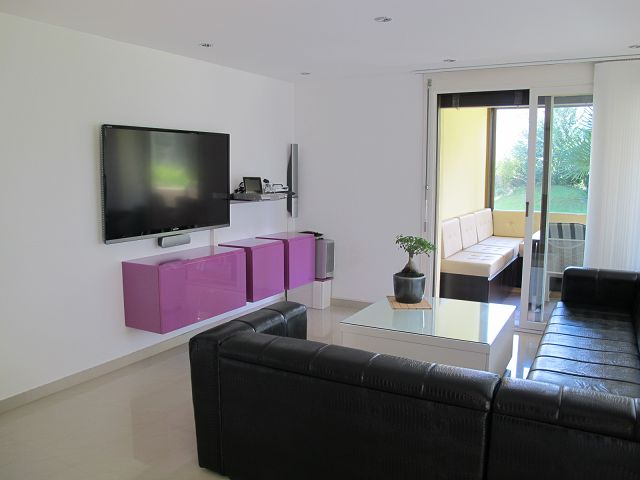 3 1/2 Garten-Wohnung in Ascona an schöner Lage Immobilien 3