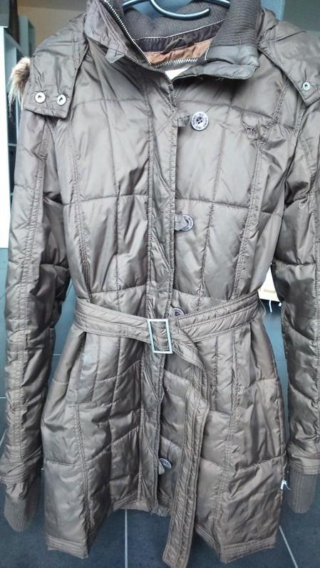 Winterjacke dunkelbraun Grösse S Kleidung & Accessoires