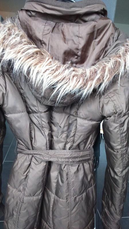 Winterjacke dunkelbraun Grösse S Kleidung & Accessoires 2