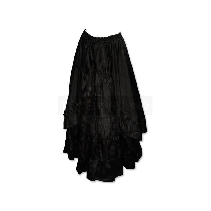 Gothischer Satinrock Gr. M / Preis verhandelbar Kleidung & Accessoires