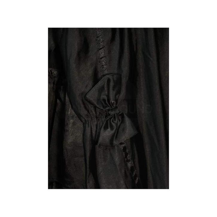 Gothischer Satinrock Gr. M / Preis verhandelbar Kleidung & Accessoires 3