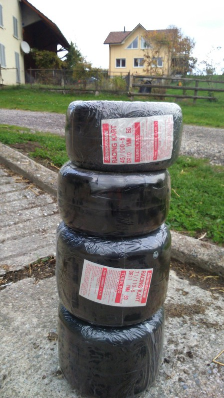 Kart ReifenSlicks  Sport & Outdoor